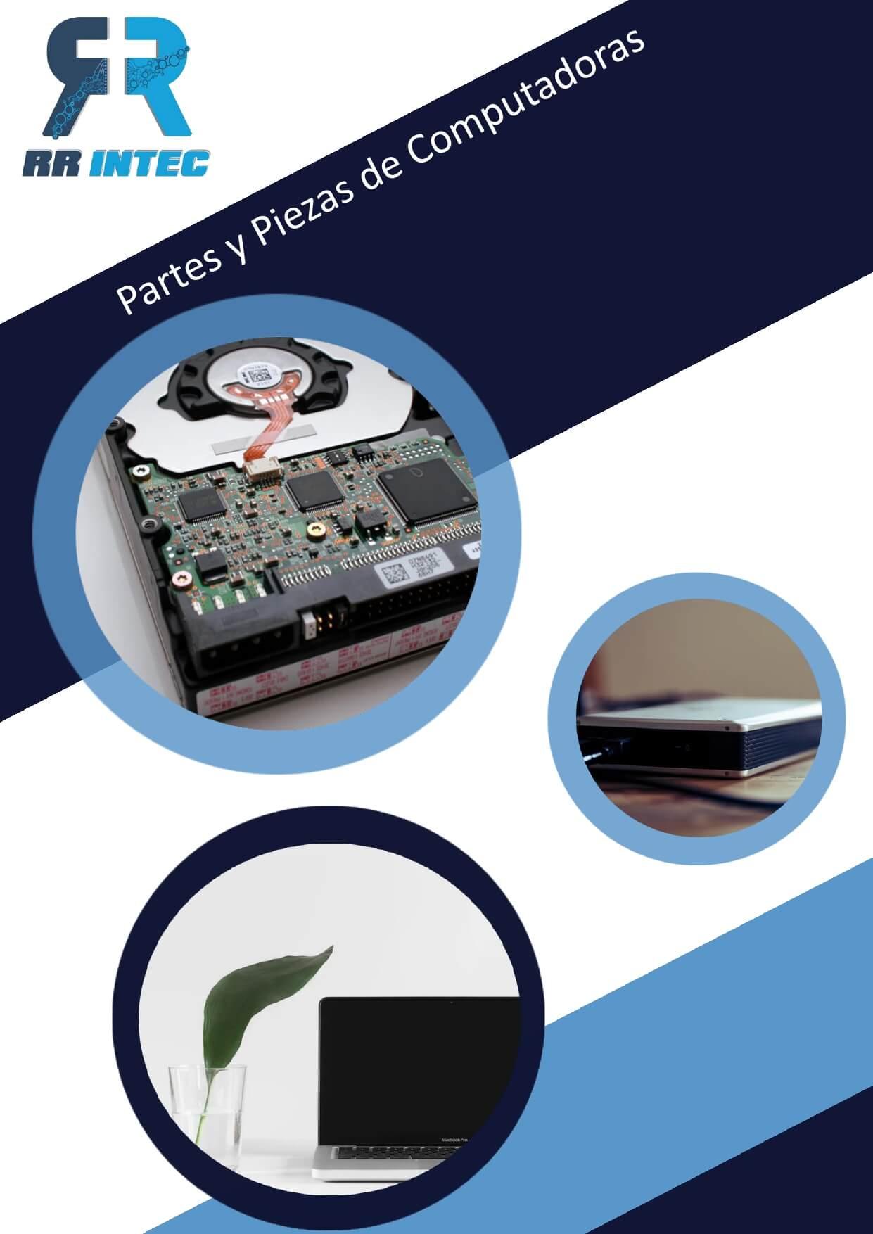 05. Partes y piezas de computadoras