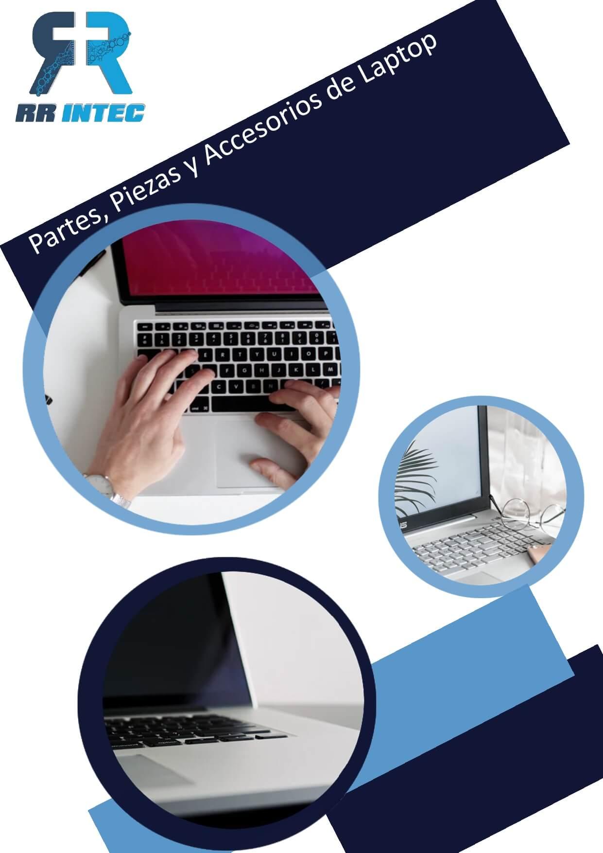07. Partes, piezas y accesorios de laptop